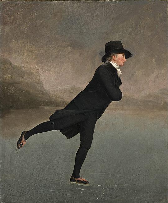 The Skating Minister, Henry Raeburn