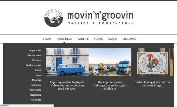 Movin'n'Groovin