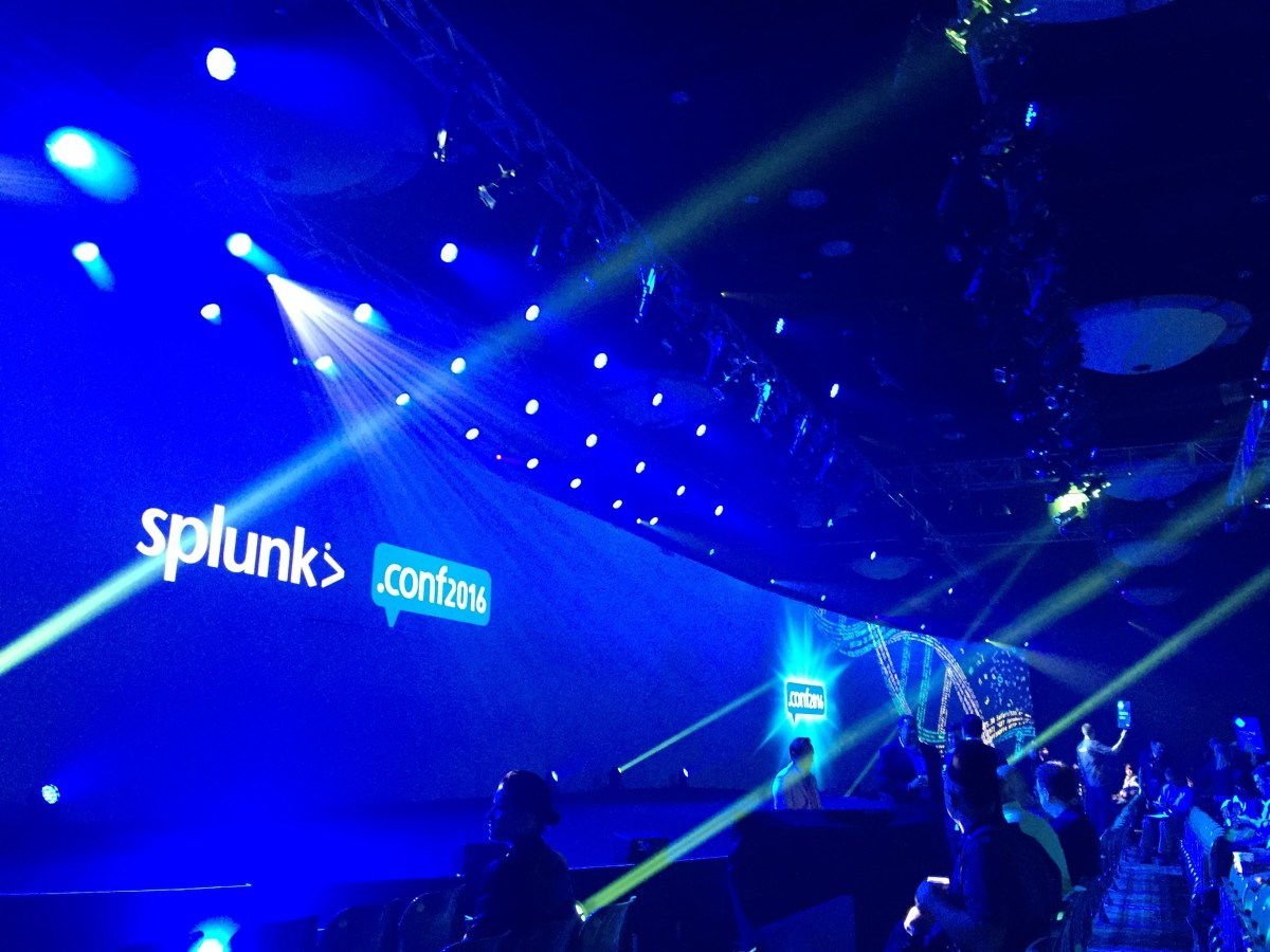 Splunk Conference 2016 (.conf2016): What a great experience!