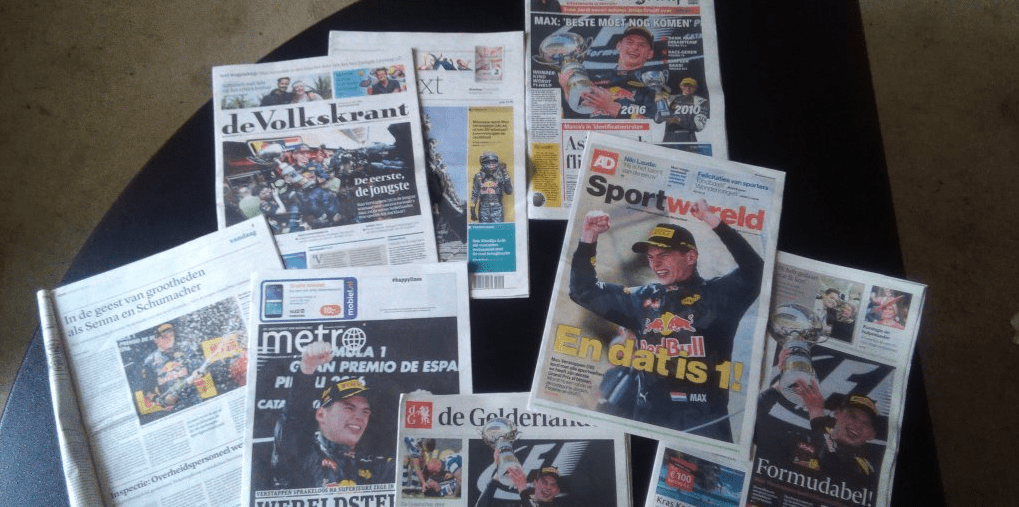 Confessions of a Dutch Formula 1 Hipster in the Max Verstappen era