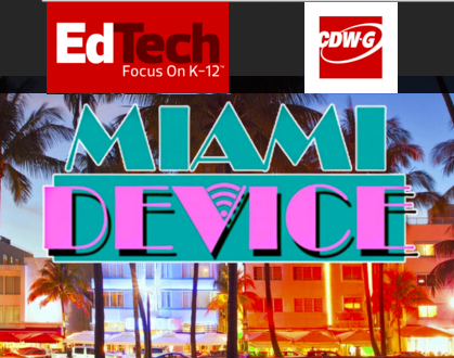 Q&A: Miami Device Host Felix Jacomino Digs Deeper into Professional Development | EdTech Magazine