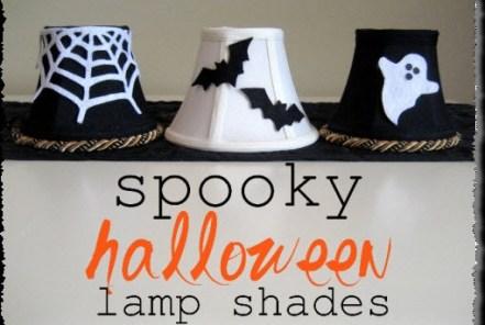 Halloween Lamp Shades