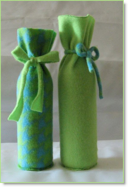 Easy Bottle Gift bags