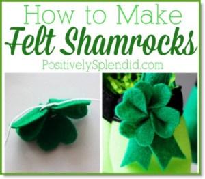 make a shamrock