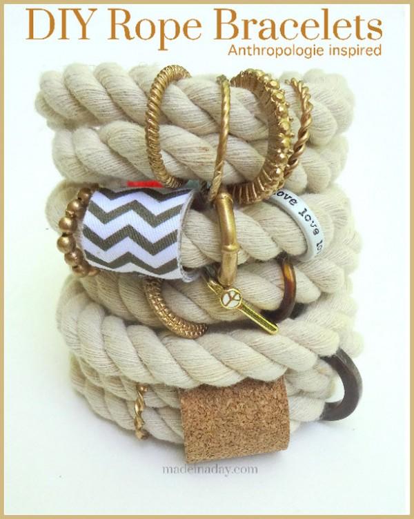 DIY Rope.braclets