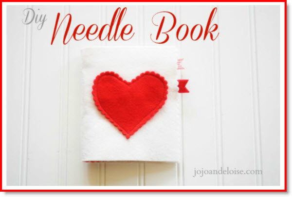 needle valentine book