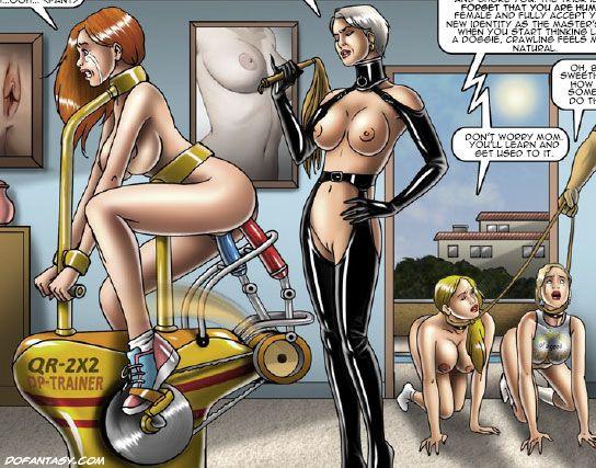 sexy bondage drawings