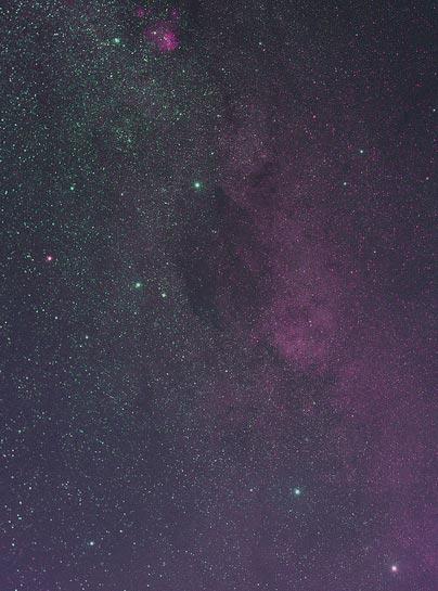 Nova Centauri ©Luis Argerich