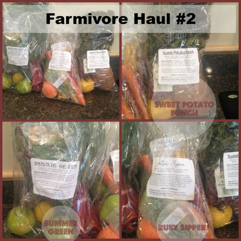 Farmivore Box Haul 2
