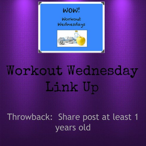Workout Wednesday Link Up