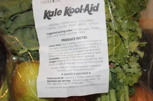 Kale Kool-Aid
