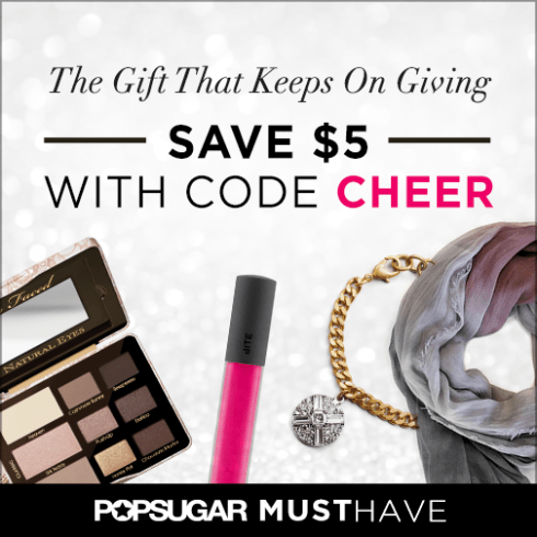 POPSUGAR Must Have Box for the Holidays