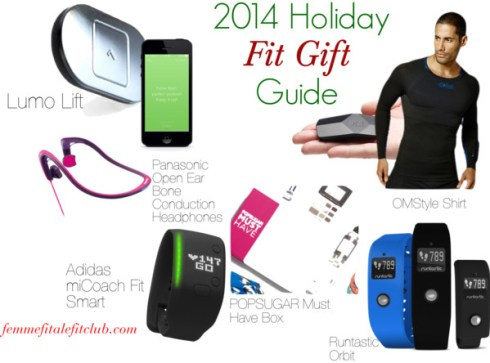 2014 Holiday Fit Gift Guide #giftguide #fitgift #holidayshopping #christmasshopping