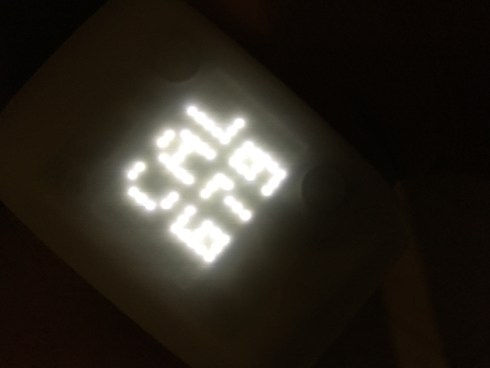 Adidas miCoach Fit Smart calories burned