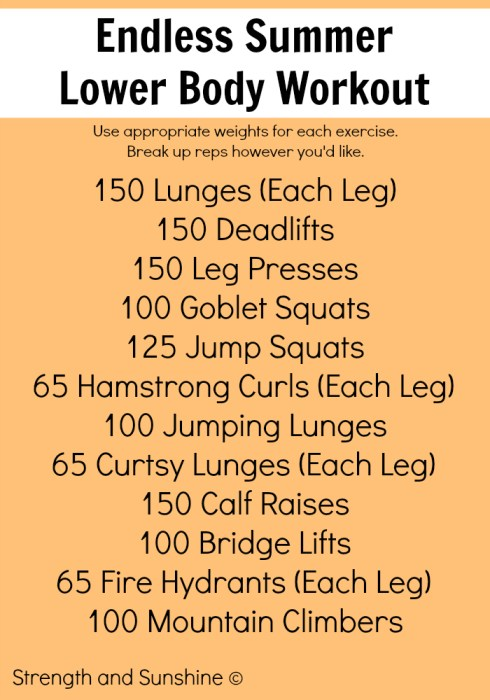 Endless-Summer-Lower-Body-Workout