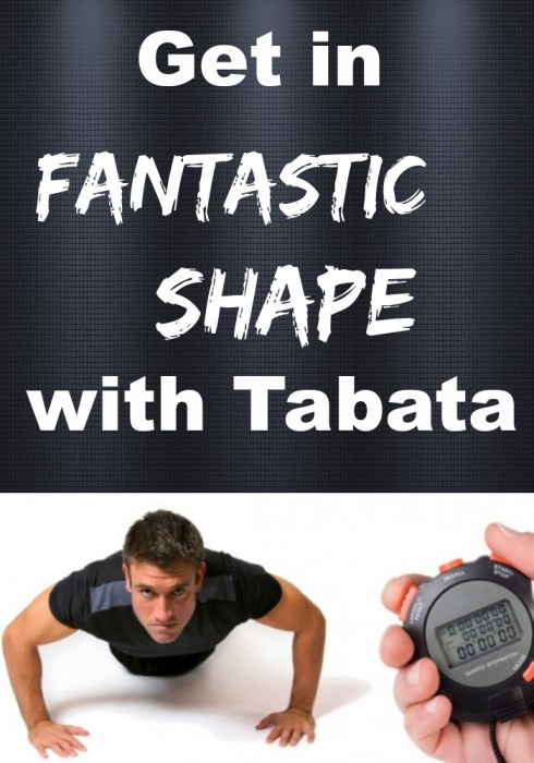 Get In Fantastic Shape with Tabata