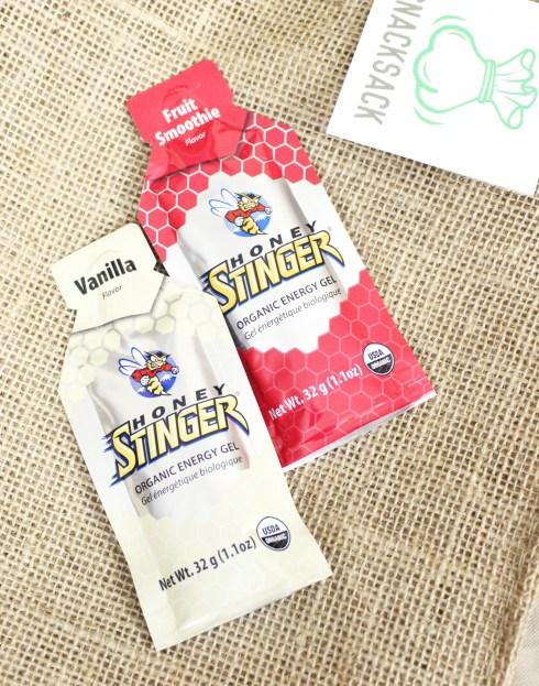 Honey Stinger Vanilla Energy Gel