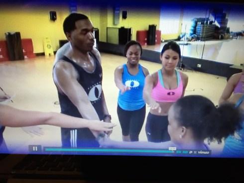 Sanders Optimum Fitness Online Workout