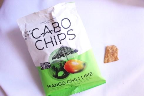 Cabo Chips Mango Lime