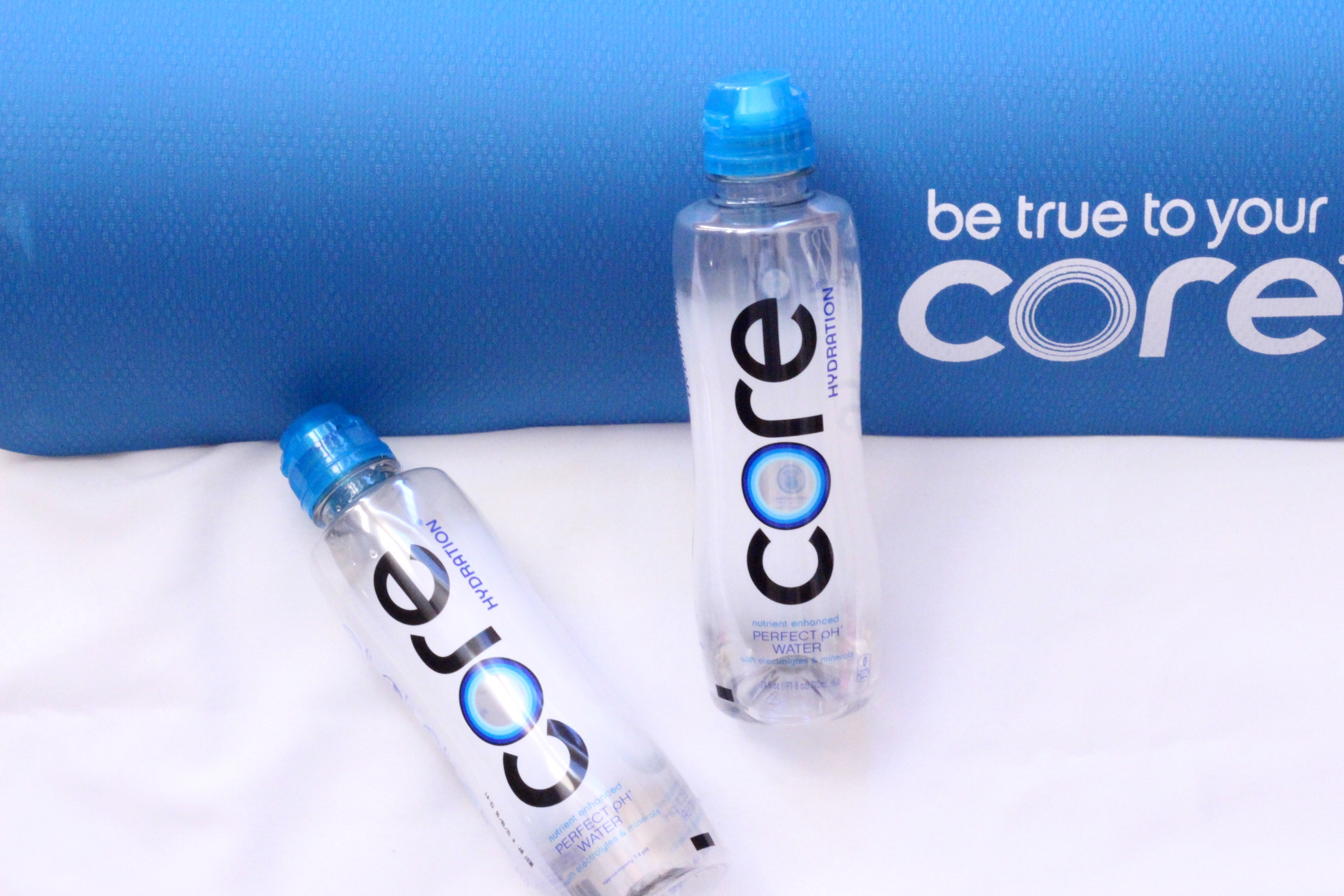 Core Hydration Water banner