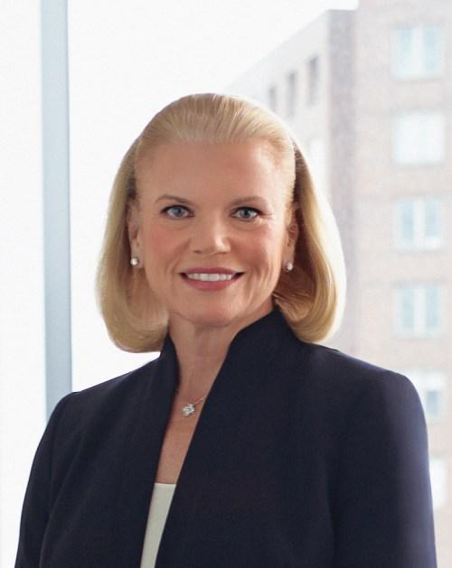 Virginia Ginni_Rometty CEO 2015-10