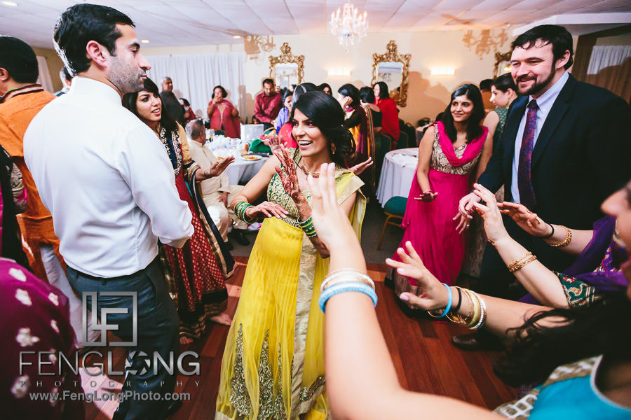 Atlanta Ismaili Indian Wedding - Pithi Garba Night