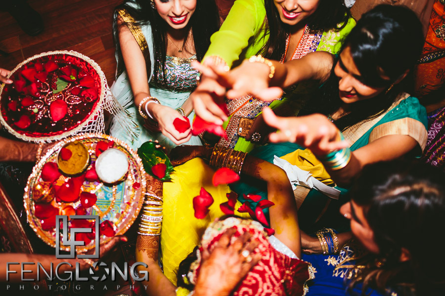 Atlanta Ismaili Indian Wedding Ambreen Altaf Pithi Sangeet Occasions Atlanta