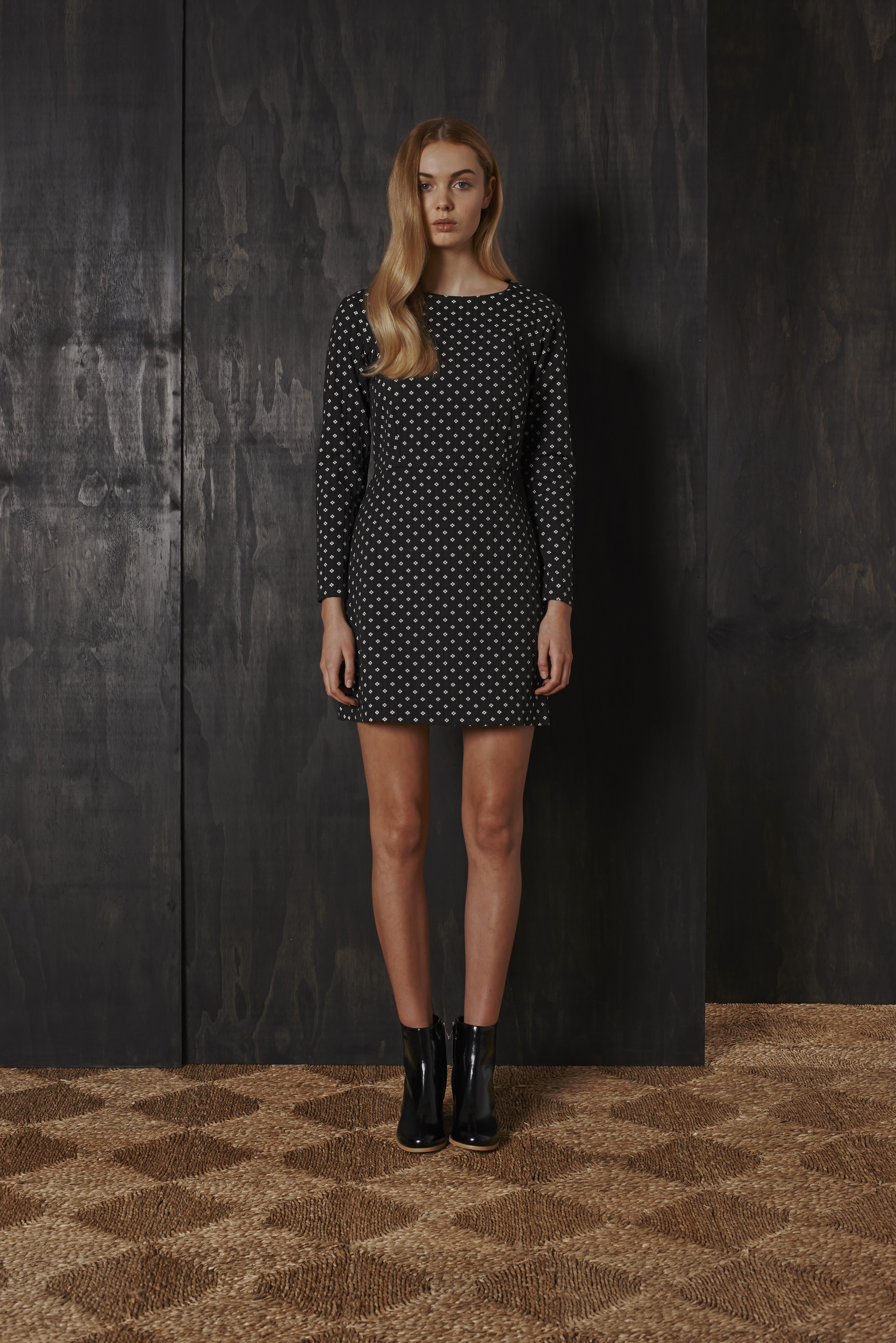 RUBY Audrey Dress & Willow Boot