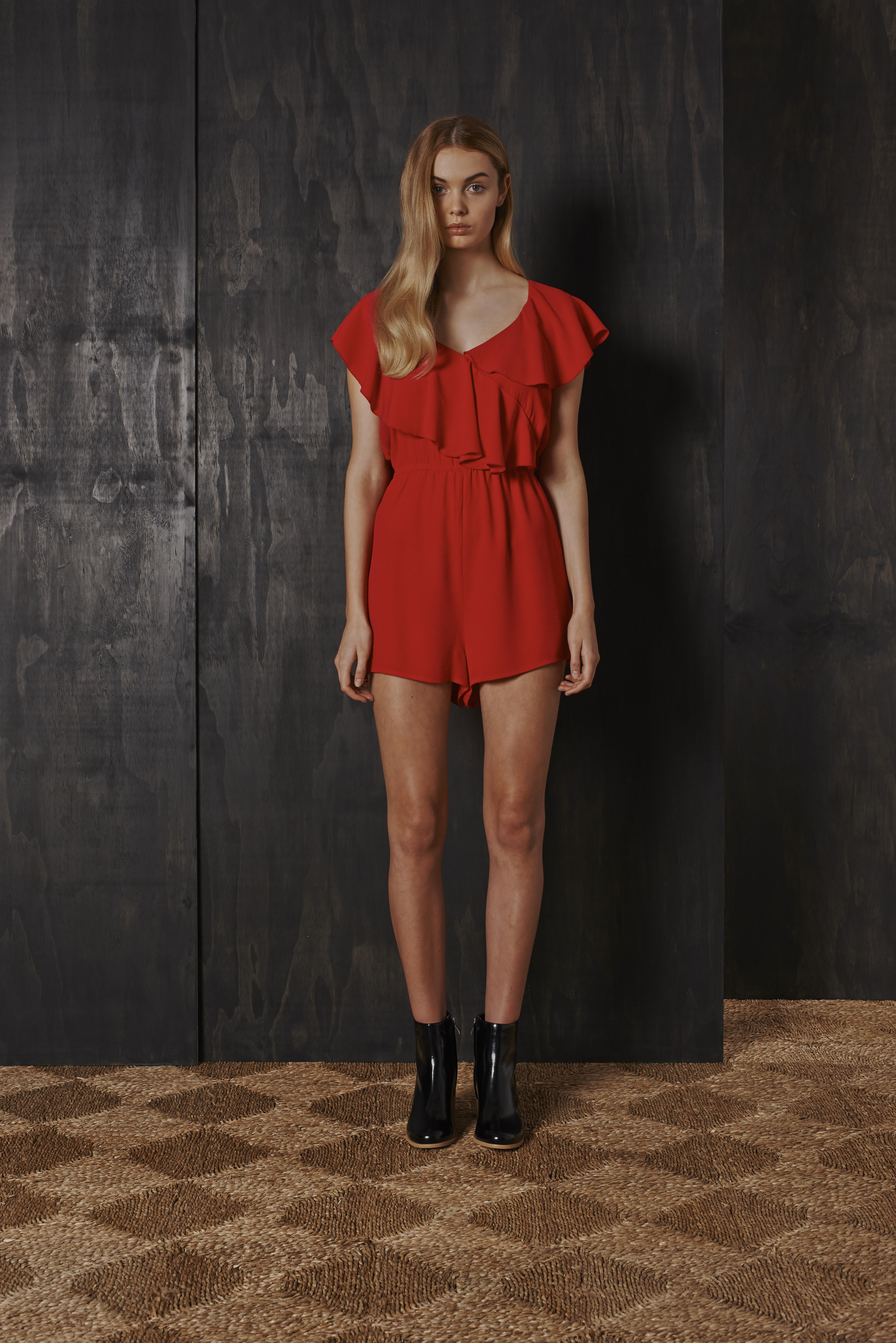 RUBY Orchid Playsuit & Willow Boot