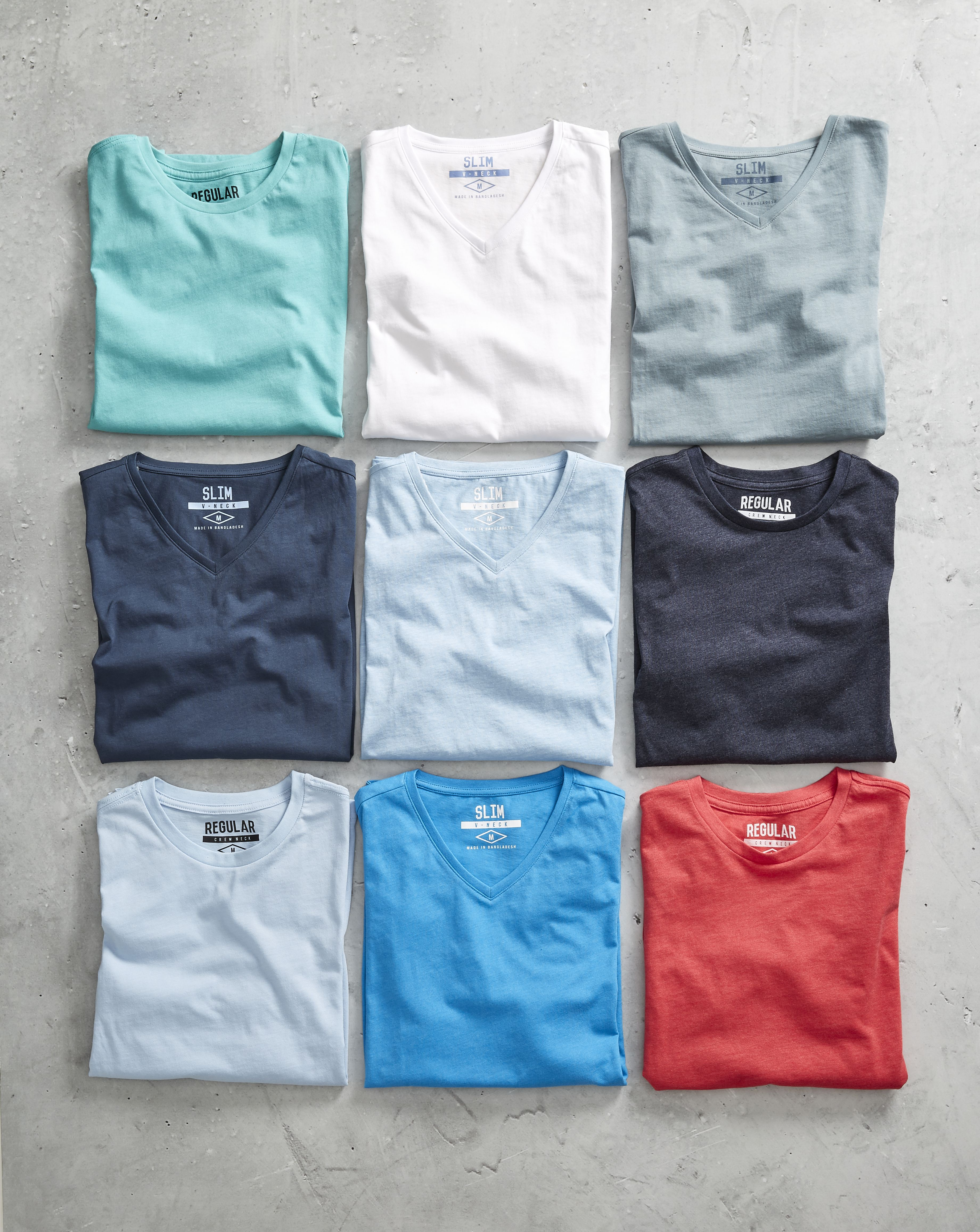 Kmart Men's Ultimate Tee, sizes S-4XL, RRP$5.00
