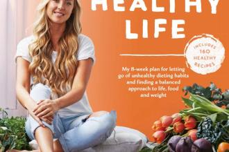 Living the Healthy Life Book Cover