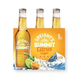 Speights Summit 6x330ml Citrus
