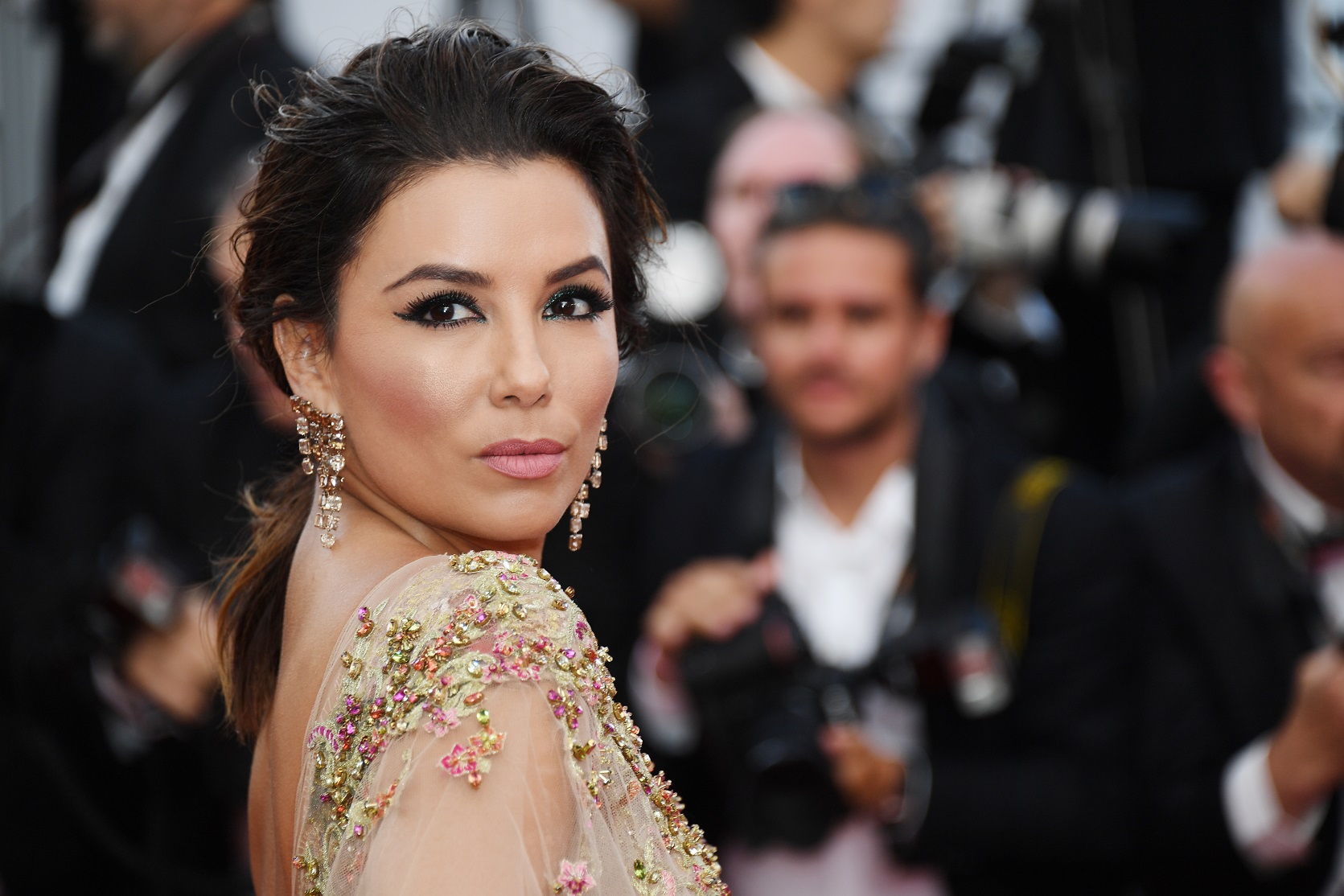 Eva Longoria attends the
