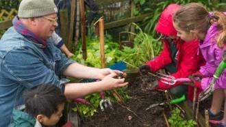 young gardeners awards