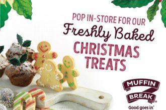 Muffin Break Christmas