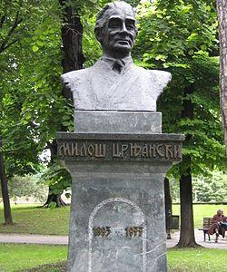 Jesen Miloša Crnjanskog (8) – Ja uopšte nemam nameru da živim [Tema: Crnjanski]