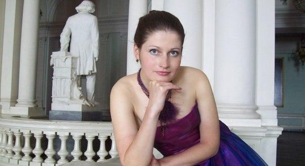 Ольга Сахарова