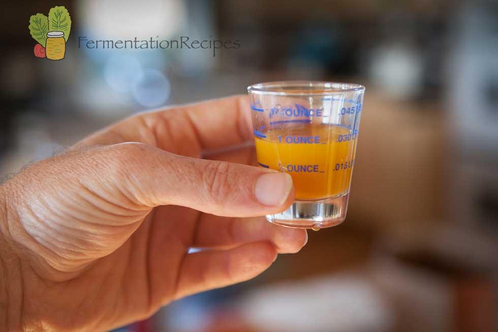 Flu Tonic Kombucha VInegar