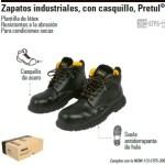 Zapato Industrial Negro