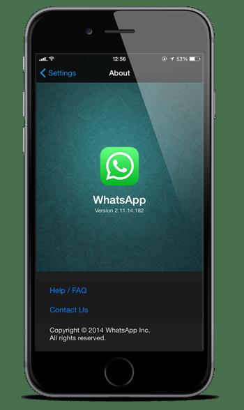 Cotización Whatsapp