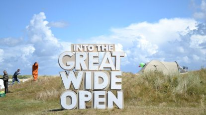 Into The Great Wide Open