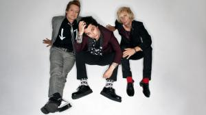 Green Day Group Shoot 2012