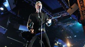 Metallica Live James 2011