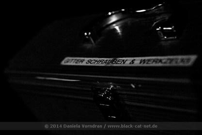 Soman beim Electronic Dance Art Festival am 29.12.2014 in der Batschkapp Frankfurt / Main