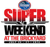 Brickyard 400 Super Weekend at the brickyard Indianapolis Indiana