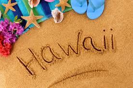 hawaii festival sand logo
