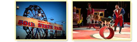 Hawaii State Fair 2013 festival