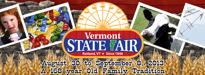 State Fair of VT 2013