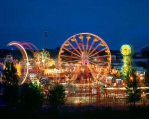 missouri state fair 2013 carnival night