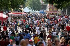 Nebraska top festivals and events Nebraska State Fair
